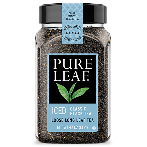 Iced Classic Black Loose Leaf Tea