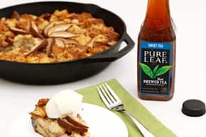 Pear Skillet Pudding
