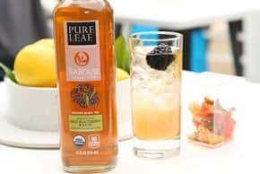 Pure Blackberry Smashby Chef Marcus Samuelsson