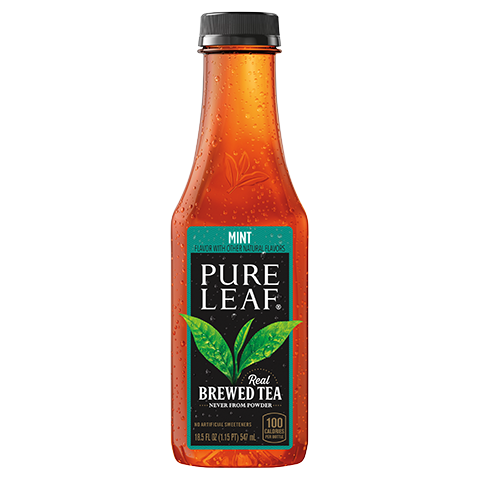 Pure Leaf Mint Flavor Iced Tea