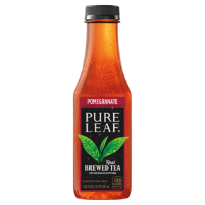 Pure Leaf Pomegranate Flavor Iced Tea