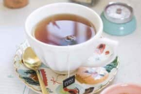 Topping Your Table for Tea Time
