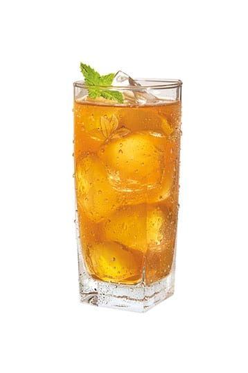 How to brew iced tea at home