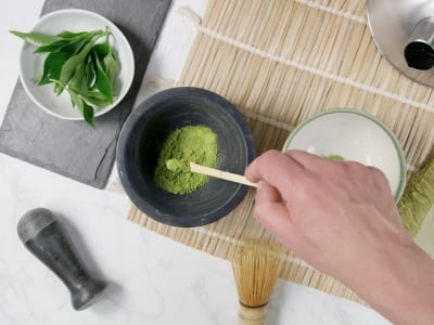 Matcha Tools Supporting