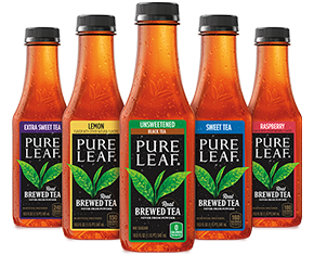 Leaf-Brewed Iced Tea